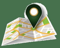Allanwater Developments Map