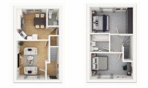 Morven Floorplans